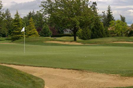 Cordova Bay Golf Course Cover Picture