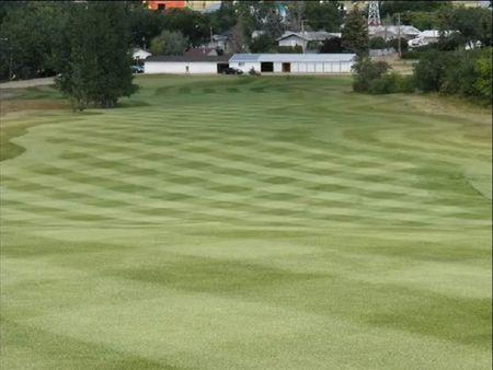 Coronach golf club cover picture