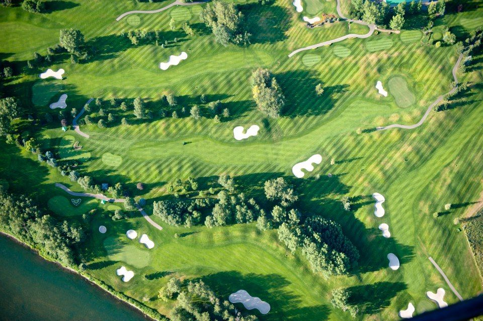 Cottonwood golf and country club cover picture