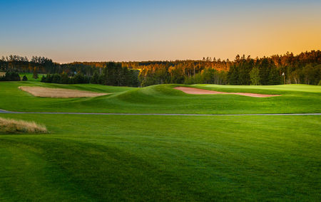 Countryview golf club cover picture