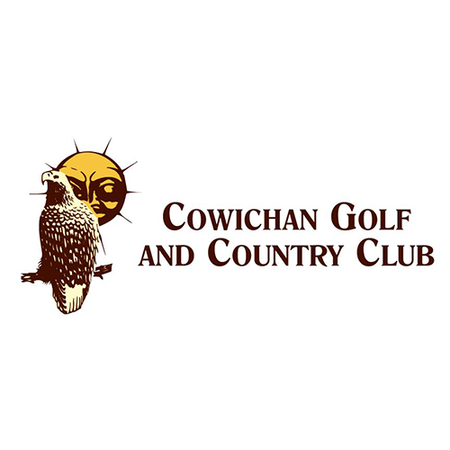 Logo of golf course named Cowichan Golf and Country Club