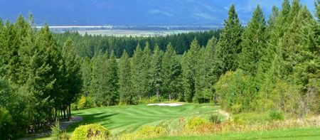 Overview of golf course named Creston Golf Club