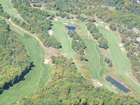 Crimson Ridge Golf Resort Cover