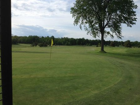 Crooked creek golf course cover picture
