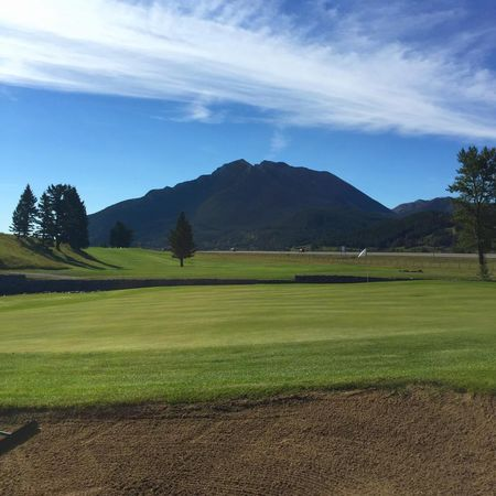 Crowsnest Pass Golf and Country Club Cover Picture