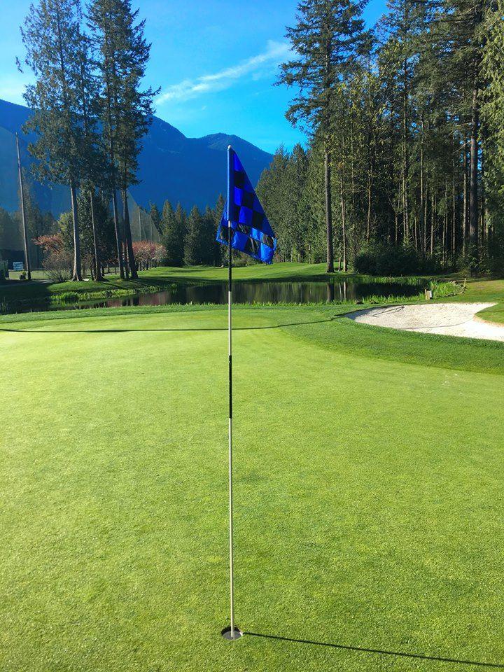 Cultus lake golf club cover picture