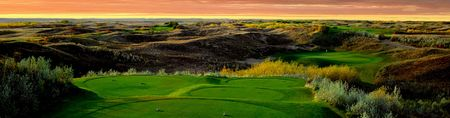 Overview of golf course named Dakota Dunes Golf Links