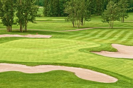 Dawson Creek Golf and Country Club Cover Picture