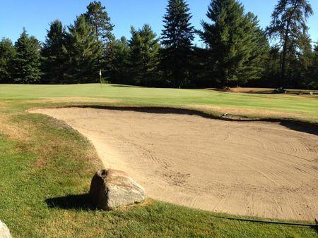 Deep River Golf Club Cover