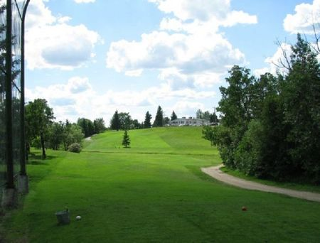 Deer park municipal golf course cover picture