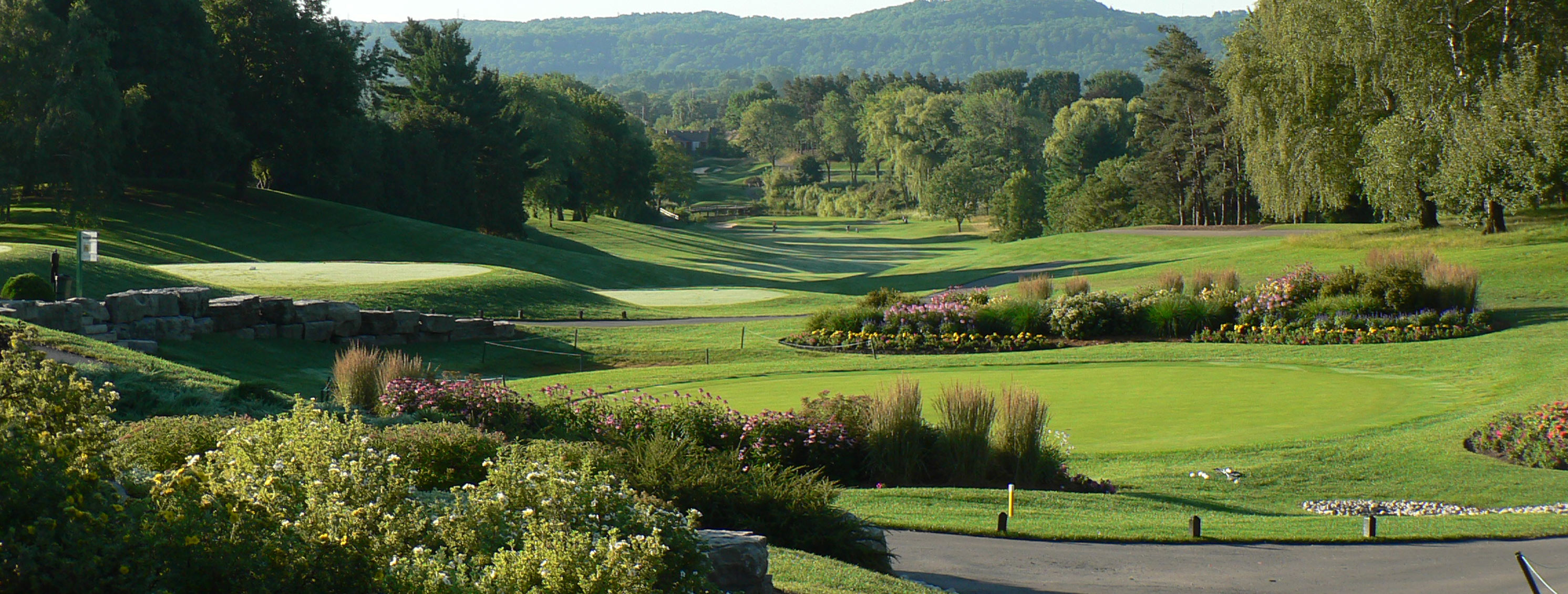 Overview of golf course named Dundas Valley Golf Club