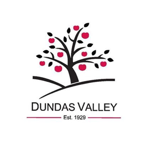 Logo of golf course named Dundas Valley Golf Club