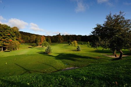 Dunnderosa Golf Course Cover Picture