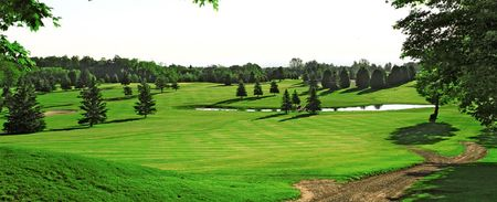 Duntroon highlands golf club cover picture