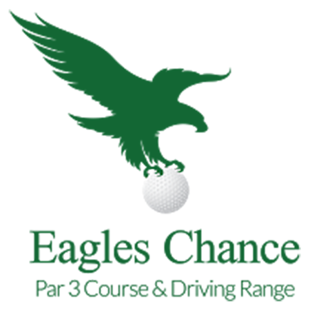 Logo of golf course named Eagle's Chance Golf Club
