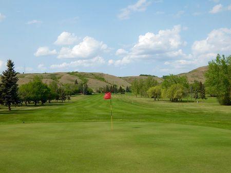 Echo Ridge Golf Course Cover