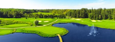 Overview of golf course named Edmonton Petroleum Golf and Country Club