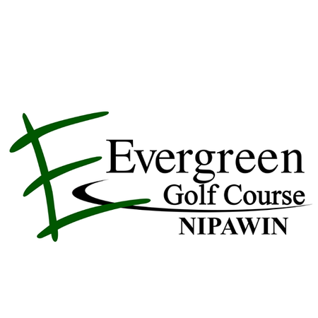 Logo of golf course named Evergreen Golf Course