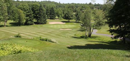 Overview of golf course named Fairways at Kirrie Glen
