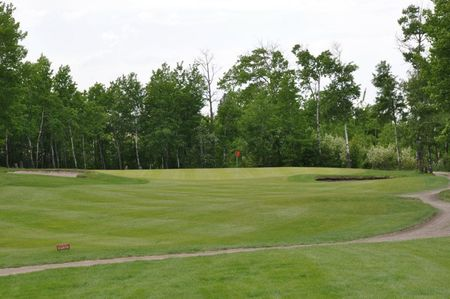 Overview of golf course named Fawn Meadows Golf and Country Club