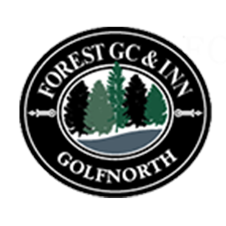 Logo of golf course named Forest Golf and Country Hotel