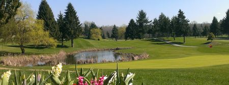 Fort Langley Golf Course Cover Picture