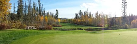 Fort Mcmurray Golf Club Cover