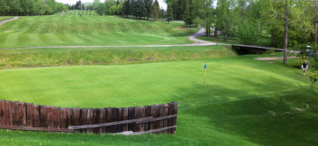 Overview of golf course named Fort Saskatchewan Golf Club