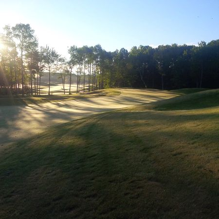 Fox creek golf club cover picture