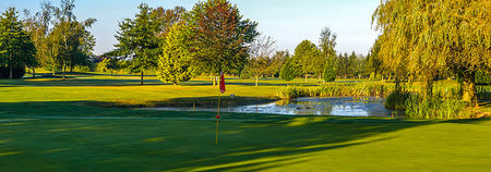 Fraser glen golf course cover picture