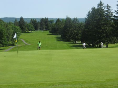 Overview of golf course named Fredericton Golf Club