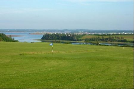 Overview of golf course named French River Golf Course