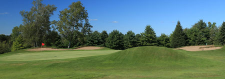 Gage golf club cover picture