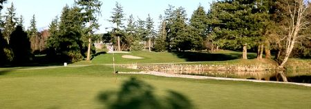 Glacier greens golf club cover picture