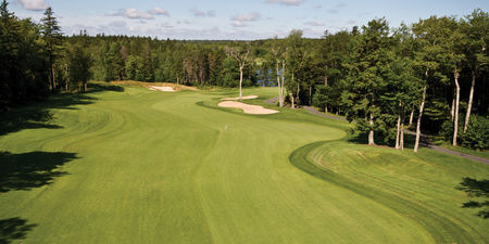 Glen arbour golf course cover picture