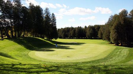 Glen Cedars Golf Club Cover Picture