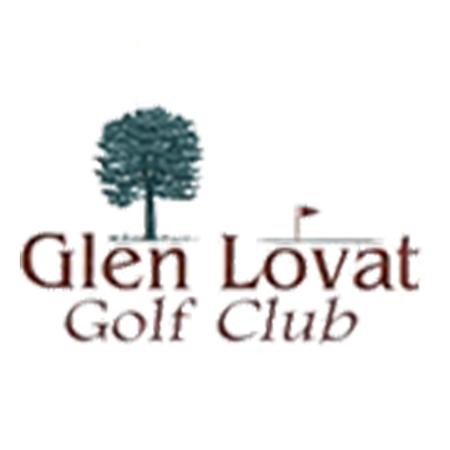 Logo of golf course named Glen Lovat Golf Club
