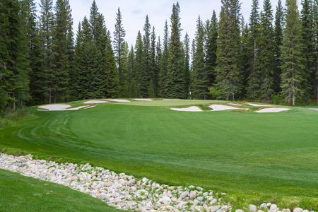 Overview of golf course named Glencoe Golf and Country Club - Glen Forest
