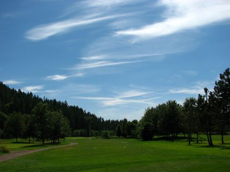 Golden Eagle Golf Club Cover Picture