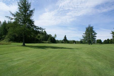Golf Bouctouche Cover