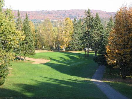 Golf Centre Plein Air Castor Cover