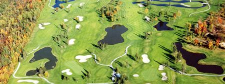 Golf cristal cover picture