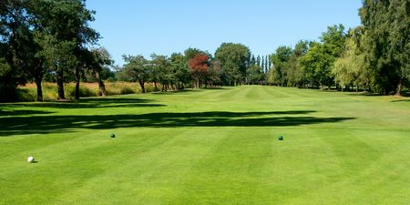 Overview of golf course named Green Acres Golf Course