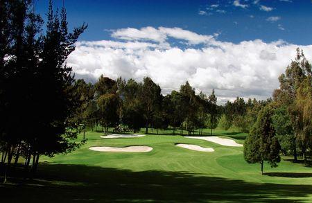 Greenhills Golf Resort Cover