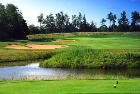 Greyhawk Golf Club Cover