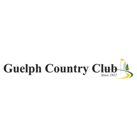 Logo of golf course named Guelph Country Club