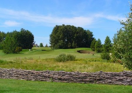 Overview of golf course named Gull Lake Golf Course