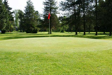 Hacker's Haven Par 3 Golf Club Cover Picture