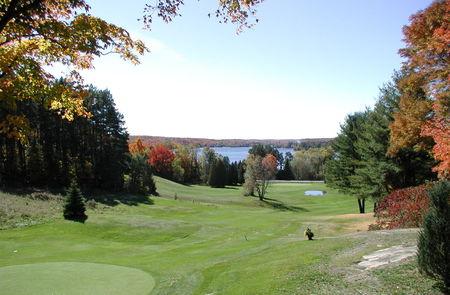 Haliburton Highlands Golf Course Cover