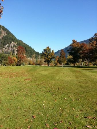 Harrison Resort Golf Course Cover Picture